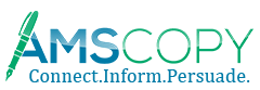 AMS COPY Logo